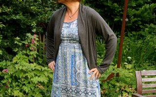 Washi dress zwei und Julia Cardigan