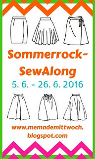 Rock Sew-Along auf dem MMM Blog